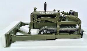 Speccast 1:16 Crawler Tractor w/Blade TD-14 (M-3) International Harvester #790