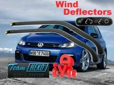 Wind deflectors VW Golf VI  MK 6  2008 - 2012  3.doors  2.pc  HEKO  31180