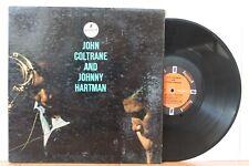 John Coltrane & Johnny Hartman LP ~ Impulse A 40 ~ Orig Mono ~ Van Gelder