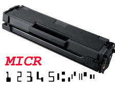 MICR for Check Toner Cartridge for Samsung 101, MLT-D101S ML-2160W, SCX-3405W