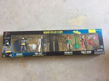 Batman Animated Hasbro Figure Set New Arkham Asylum Escape