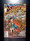 COMICS: DC: Superman #5 (vol 2, 1987), 1st Alice app - RARE