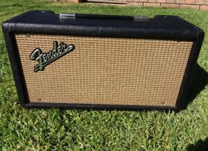 1964 Fender Reverb Unit PRE CBS ALL ORIGINAL *EXELLENT CONDITION*