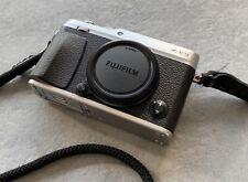 FUJI E-X3 Camera Body