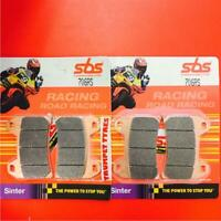 Moto Guzzi 1100 California Titanium 03 >ON SBS Front Race Sinter Brake Pads