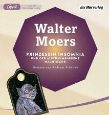 Prinzessin Insomnia & der alptraumfarbene Nachtmahr Walter Moers MP3 Deutsch