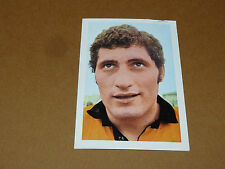 N°158 C. SPANGHERO RC NARBONNE RECUPERATION AGEDUCATIFS RUGBY 1971-1972 PANINI