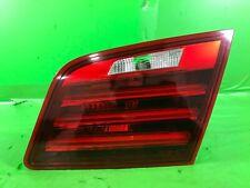 BMW 5 SERIES F10 F18 LCI REAR TAIL LIGHT INNER DRIVER RIGHT OSR 2013-2016
