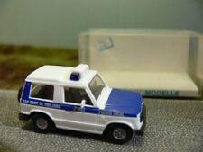 1/87 Rietze Mitsubishi Pajero Policia Local Spanien 50187