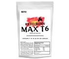 KETO BURN MAX T6 - Strong Keto Diet Pills - Fat Burners - Weight Loss Capsules