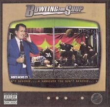 A Hangover You Don't Deserve PA by Bowling for Soup CD New & sealed! Ships fast!