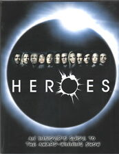 HEROES TV Series Insider's Guide Companion Trade Book