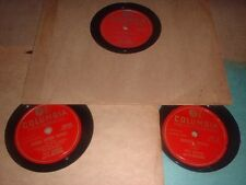 78RPM 3 Columbia by Dick Jurgens, Frasquita Serenade, Women Women, Girl with  V