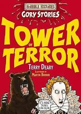 Terry Deary Tower of Terror: A Terrible Tudor Adventure (Horrible Histories Gory