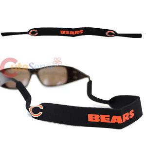 NFL Chicago Bears Neoprene Sunglasses Holder Strap