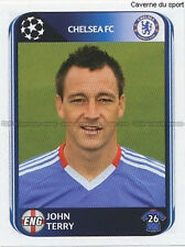 N°347 JOHN TERRY # ENGLAND CHELSEA.FC UEFA CHAMPIONS LEAGUE 2011 STICKER PANINI