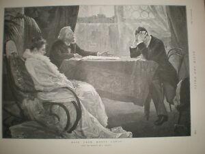 Back from Monte Carlo J Garnelo broken gambler print 1892