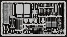Eduard 1/35 M3A1 Stuart exterior For Academy kits # 35543