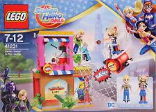 LEGO DC Super Hero Girls 41231 Harley Quinn eilt zu Hilfe Rescue Steve TrevorNEU