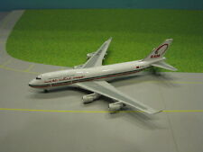 STAR JETS ROYAL AIR MAROC 747-400 1:500 SCALE DIECAST METAL MODEL