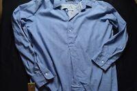Polo Ralph Lauren blue Stripe Long Sleeve Large Men's Shirt