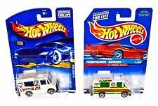 Hot Wheels 1997 & 200 Ice Cream Trucks Lot of 2