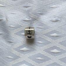 Pandora Authentic Silver Faith Hope Love Heart Cross Anchor Charm Bead 790119
