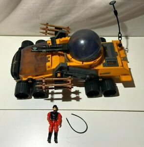 GI Joe Vehicle Razorback with Wild Boar 100% Complete Hasbro Vintage