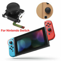 For NS Nintendo Switch Joy-Con Controller Stick Rocker 3D Analog Joystick Thumbs