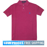 Polo Ralph Lauren V Pi Custom Fit Polo Shirts MSRP $89 With Free Shipping