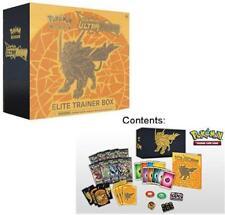 Pokemon Ultra Prism Necrozma Dusk Mane Elite Trainer Box Sun & Moon Tcg