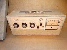 Berlant Concertone Custom Recording Amplifier  Need Tubes