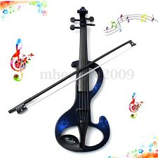 Kids Violin + Bow Childs Childrens Electronic Musical String Instrument Play Toy