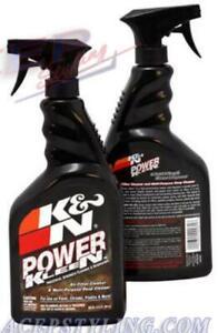 K&N 32 oz. Trigger Sprayer Air intake Filter Cleaner (kn99-0621)