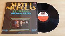 ALBERT NICHOLAS FEAT MIRIAM KLEIN - UNTITLED - LP 33 GIRI - ITALY PRESS