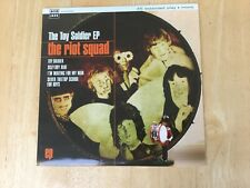 THE RIOT SQUAD ( DAVID BOWIE ) ' TOY SOLDIER' 4 TRACK EP. MINT CONDITION