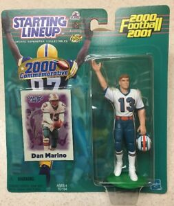 2000 2001 Dan Marino commemorative Miami Dolphins retirement figure SLU