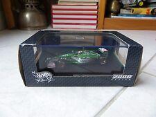 Jaguar R1 Johnny Herbert #8 Hotwheels Mattel racing 2000 1/43 F1 Formule 1