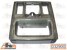 Support lecteur de carte carbone Peugeot 205 GTI TD Diesel tous types  - 32900 -