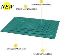 New# Self-healing double-sided cutting mat for sewing with rotary cutter,AZZEL