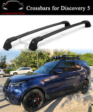 Fits for Land Rover Discovery 2017-2020 Roof Rail Racks Cross Bars Crossbars