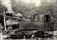 DDR Sammelbild Dampflokomotive Lok Muskauer Waldeisenbahn Deutsche Reichsbahn