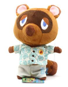 "GENUINE Animal Crossing New Horizons Tom Nook Plush 8"" Little Buddy 1793"