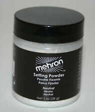 Mehron Setting Powder Neutral Professional Stage Makeup Anti Perspirant 28g