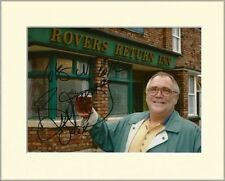 Coronation Street Television Collectable Pre-Printed TV Autographs