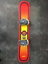 K2 Double Wide Snowboard 155 With Preston Bindings