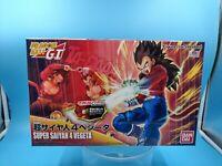 figurine model kit bandai rise dragon ball Z GT super saiyan 4 vegeta