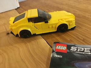 Lego Speed Champions Set 76901 Toyota GR Supra (2021).