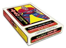 2019 UD Upper Deck O-Pee-Chee  OPC Hockey Hobby Box + 1 FREE NHL AUTOGRAPHED PIC