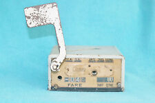 VINTAGE OHMER TAXI CAB FARE METER  -  T-223451